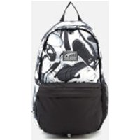 Puma Mens Academy Backpack - Puma Black/Puma White/Sneaker Graphic