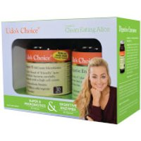 Udos Choice Limited Edition Twin Pack Featuring Clean Eating Alice