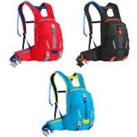 Camelbak Skyline Low Rider Hydration Backpack 10 Litres - Black/Laser Orange