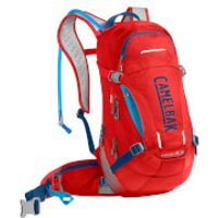Camelbak Mule Low Rider Hydration Backpack 15 Litres - Racing Red/Pitch Blue