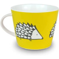 Scion Spike Hedgehog Mug - Yellow