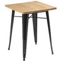 Fifty Five South Aldgate Table - Black Powder Coating