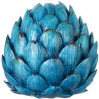 Fifty Five South Complements Artichoke Vase - Turquoise - Turquoise Gifts