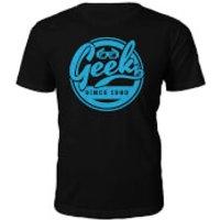Geek Since 1980's T-Shirt- Black - XXL - 1984