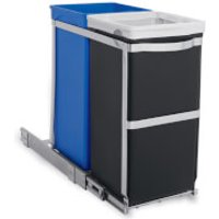 simplehuman Pull-Out Undercounter Recycler Bin 35L