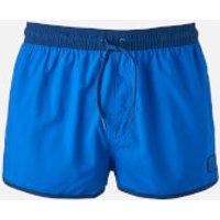adidas Swim Mens Split Shorts - Blue - M - Blue