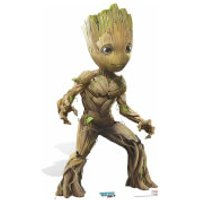 Guardians of the Galaxy Volume 2 Baby Groot Cardboard Cut Out - Life Size - Guardians Of The Galaxy Gifts