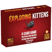Exploding Kittens Card Game Original Edition - Kittens Gifts