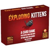 Juego de Cartas  Exploding Kittens  - Edición Original