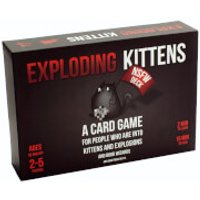 Exploding Kittens Card Game NSFW Edition - Kittens Gifts