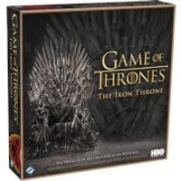 HBO Game of Thrones - The Iron Throne Board Game
