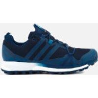 adidas Mens Terrex Agravic GORE-TEX Trainers - Blue Night - UK 12 - Blue