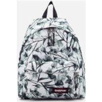Eastpak Mens Authentic Padded Pakr Backpack - Black Ray