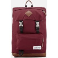 Eastpak Mens Authentic Into the Out Rowlo Backpack - Into Merlot