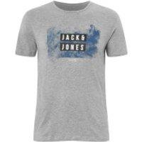 Jack & Jones Core Men's Atmos T-Shirt - Light Grey Marl - S - Grau