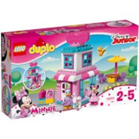 LEGO DUPLO: Disney Juniors Minnie Mouse Bow-tique (10844) - Duplo Gifts
