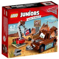 LEGO Juniors: Cars 3 Mater's Junkyard (10733) - Disney Cars Gifts