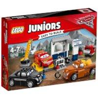 LEGO Juniors: Cars 3 Smokey's Garage (10743) - Disney Cars Gifts