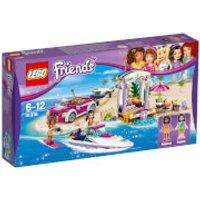 LEGO Friends: Andrea's Speedboat Transporter (41316) - Lego Friends Gifts