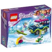 LEGO Friends: Winter Holiday Snow Resort Off-Roader (41321)