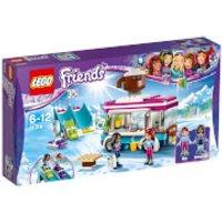 LEGO Friends: Winter Holiday Snow Resort Hot Chocolate Van (41319) - Hot Chocolate Gifts