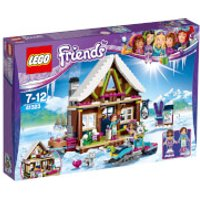 LEGO Friends: Winter Holiday Snow Resort Chalet (41323) - Lego Friends Gifts