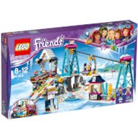 LEGO Friends: Winter Holiday Snow Resort Ski Lift (41324) - Lego Friends Gifts
