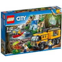 LEGO City: Jungle Mobile Lab (60160) - Mobile Gifts