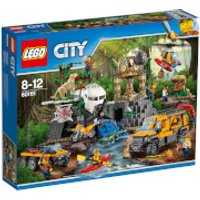 LEGO City: Jungle Exploration Site (60161) - Jungle Gifts