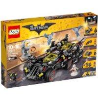LEGO Batman: The Ultimate Batmobile (70917) - Batman Gifts