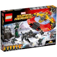 LEGO Marvel Superheroes: Thor The Ultimate Battle for Asgard (76084)