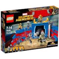 LEGO Marvel Superheroes: Thor vs Hulk Arena Crash (76088)
