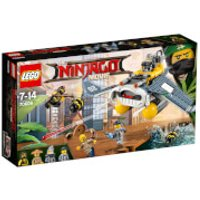 The LEGO Ninjago Movie Manta Ray Bomber (70609)