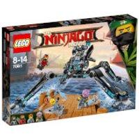 The LEGO Ninjago Movie: Water Strider (70611)