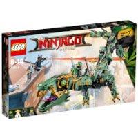 The LEGO Ninjago Movie: Green Ninja Mech Dragon (70612) - Ninja Gifts