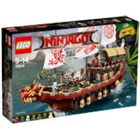 The LEGO Ninjago Movie: Barco de asalto ninja (70618)
