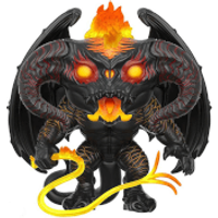 Lord Of The Rings Balrog Super Sized Pop! Vinyl Figure - Rings Gifts