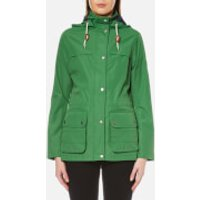 Barbour Womens Lowmoore Jacket - Clover - UK 10 - Green