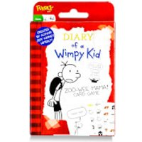 Diary of a Wimpy Kid Card Game - Diary Gifts