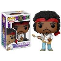 Pop! Rocks Jimi Hendrix Woodstock Pop! Vinyl Figure - Jimi Hendrix Gifts