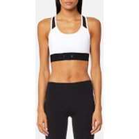 Varley Womens Cliffside Sports Bra - White - S - White
