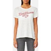 Levis Womens The Perfect T-Shirt - Feminine Marshmallow - L