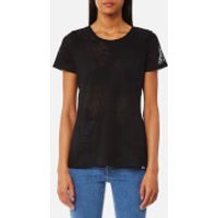 Superdry Women's Essential Pocket T-Shirt - Jungle Black - XS - Black