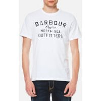 Barbour Men's Barnstaple T-Shirt - White - L - White