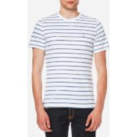 Barbour Men's Dalewood Stripe T-Shirt - White - XXL - White