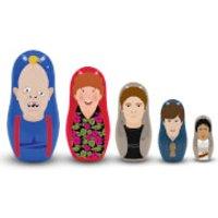 The Goonies Plastic Nesting Dolls