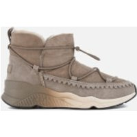 Ash Women's Mitsouko Suede Ankle Boots - Taupe - UK 4 - Beige