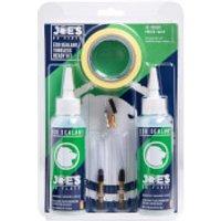 Joe's No Flats Tubeless Eco Sealant Ready Kit - 21mm