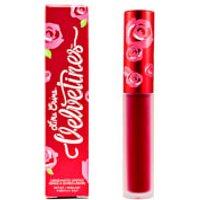 Lime Crime Matte Velvetines Lipstick (Various Shades) - Red Rose