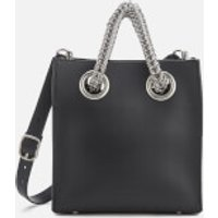 Alexander Wang Women's Genesis SQ Box Chain Shopper Bag - Black
